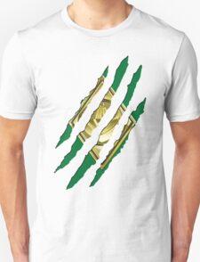 Secret Identity - Green Ranger T-Shirt
