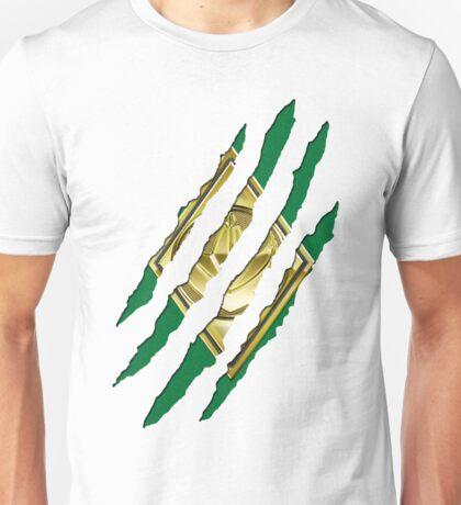 Secret Identity - Green Ranger Unisex T-Shirt