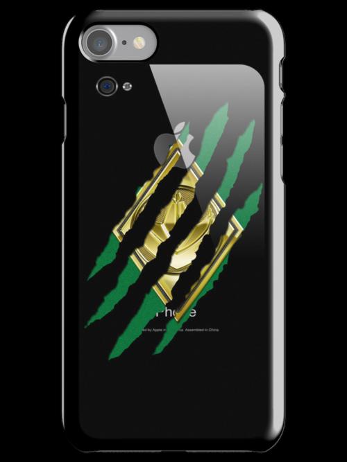 Secret Identity - Green Ranger by joshjen10