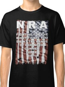 Stop the NRA Classic T-Shirt