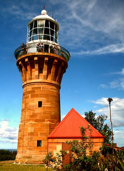 Historic Barrenjoey Lighthouse by Michael Matthews