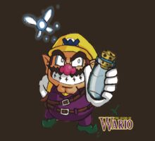 Legend Of Wario by Chazie47