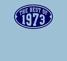 THE BEST OF 1973 Birthday T-Shirt Navy Unisex T-Shirt