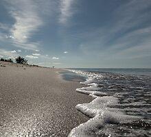 December at Turtle Beach by John  Kapusta