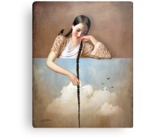 Touch The Sky (Rapunzel) Metal Print