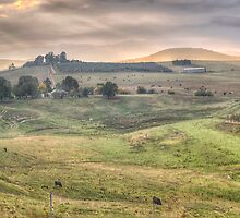 A Touch of Tuscany In The Snowy Mountains, Jingelic NSW/Walwa Victoria - The HDR Experience by Philip Johnson