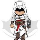 Assassin's Creed: Altair Chibi by SushiKitteh's Creations