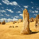 The Pinnacles by Paul Dean