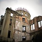 Hiroshima A-Dome by GayeL Art