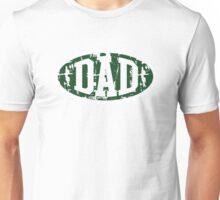 DAD Vintage Design T-Shirt Green/White Unisex T-Shirt