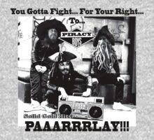 Pirates Parlay - Beastie boys parody by j-duke
