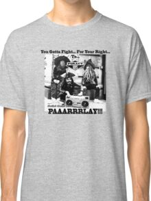 Pirates Parlay - Beastie boys parody Classic T-Shirt