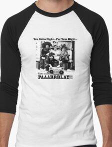 Pirates Parlay - Beastie boys parody Men's Baseball ¾ T-Shirt