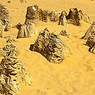 The Pinnacles 2 by Paul Dean