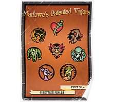 Bioshock - Patented Vigors Poster