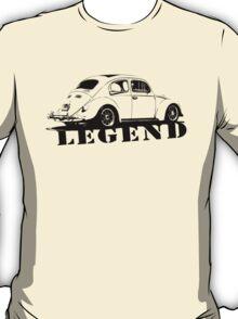 Beetle LEGEND T-Shirt Black T-Shirt