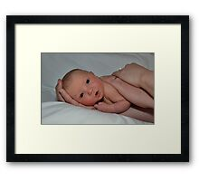 Christopher Wayne........ Framed Print