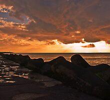 Aberavon Beach by Tony Batey