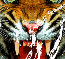 Richard Parker Sticker