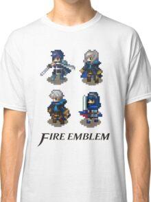 Fire Emblem Awakening Sprites Classic T-Shirt