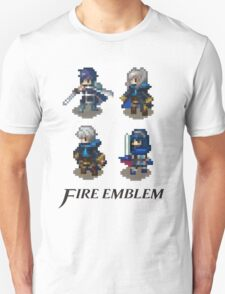 Fire Emblem Awakening Sprites T-Shirt