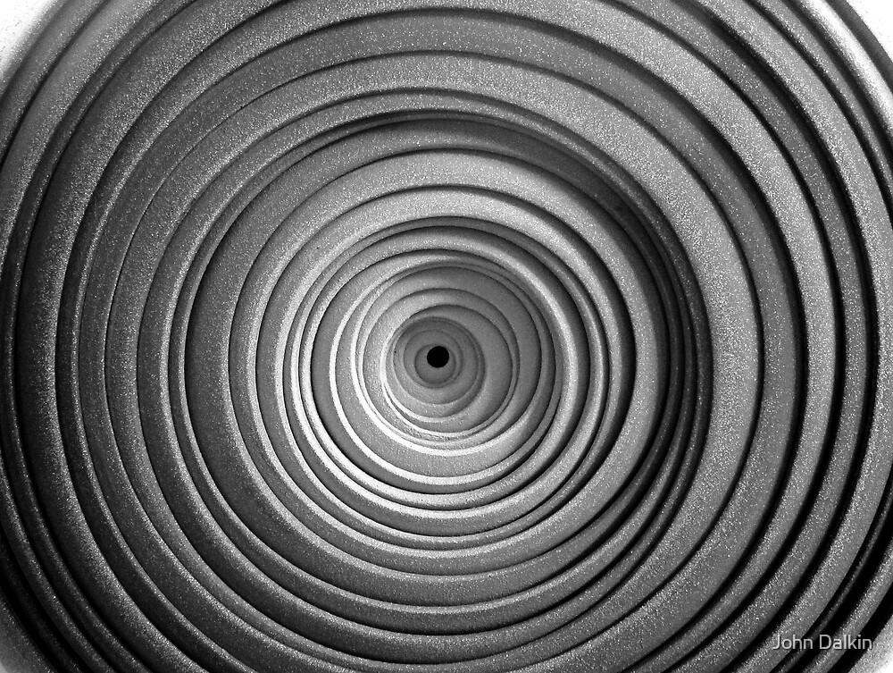 In the hole by John Dalkin