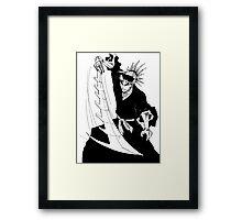 Renji Framed Print