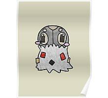 Pokemon - Spewpa Poster
