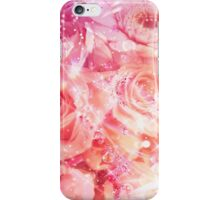 Sparkling Roses Flower iPhone iPod Case iPhone Case/Skin
