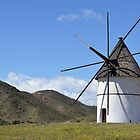 Windmill, San José by SpainBuddy