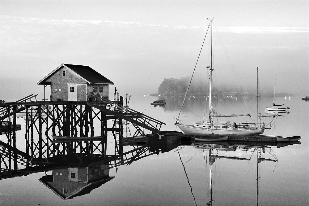 Damariscotta, Maine by fauselr