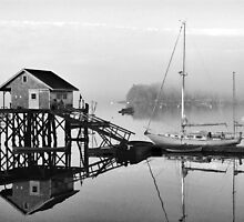 Damariscotta, Maine by fauselr