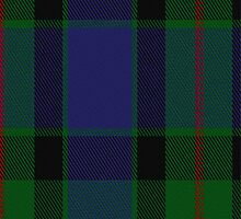 01934 Casely of Mannerston Tartan Fabric Print Iphone Case by Detnecs2013