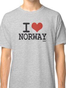I love Norway Classic T-Shirt