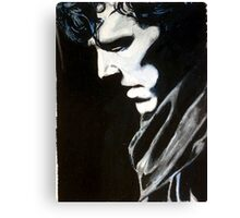 Sherlock, larger sizes to come Canvas Print