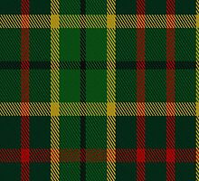 01942 Cates Armigers Tartan Fabric Print Iphone Case by Detnecs2013