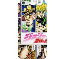 Jojo's Bizarre Adventure: Final Encounter iPhone Case/Skin