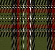 01948 Green Cavalier Fashion Tartan Fabric Print Iphone Case by Detnecs2013