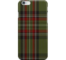 01948 Green Cavalier Fashion Tartan Fabric Print Iphone Case iPhone Case/Skin
