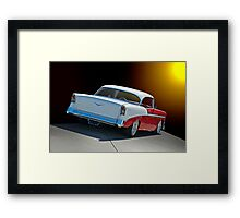 1956 Chevrolet Bel Air I Framed Print