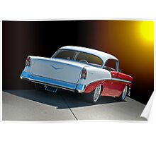 1956 Chevrolet Bel Air I Poster