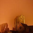 Misty Abbey by Lynne69