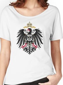 Coat of Arms of the German Empire (1889-1918) Women's Relaxed Fit T-Shirt