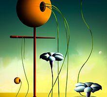 Formas e Flores. by Marcel Caram
