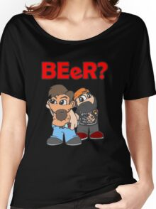 For Beer Women's Relaxed Fit T-Shirt