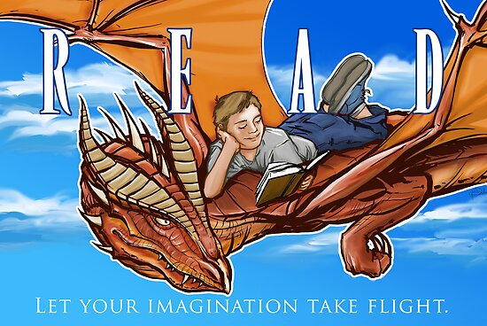 Imagination Take Flight by Patrick Scullin
