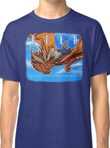 Imagination Take Flight Classic T-Shirt