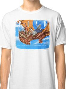 Imagination Take Flight Classic T-Shirt
