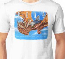 Imagination Take Flight Unisex T-Shirt