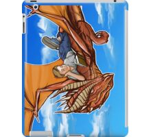Imagination Take Flight iPad Case/Skin